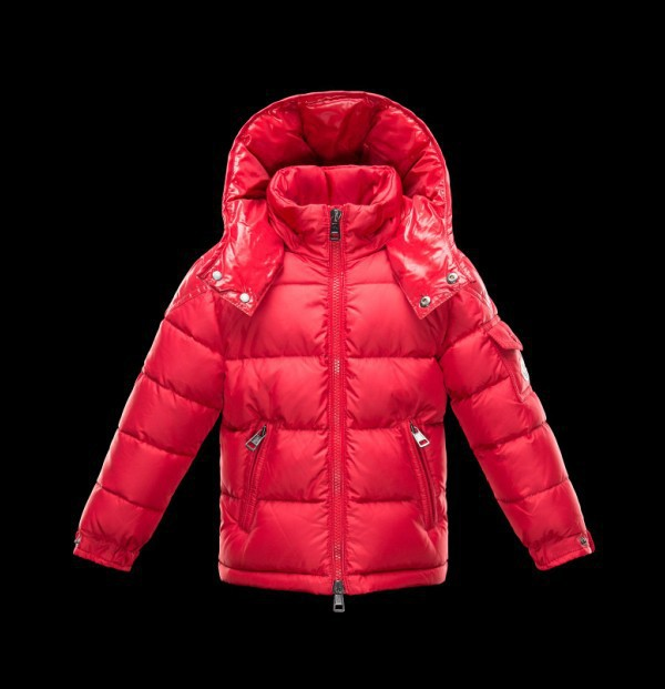 New Cheap Moncler Kids Coats Red Sale NA1059