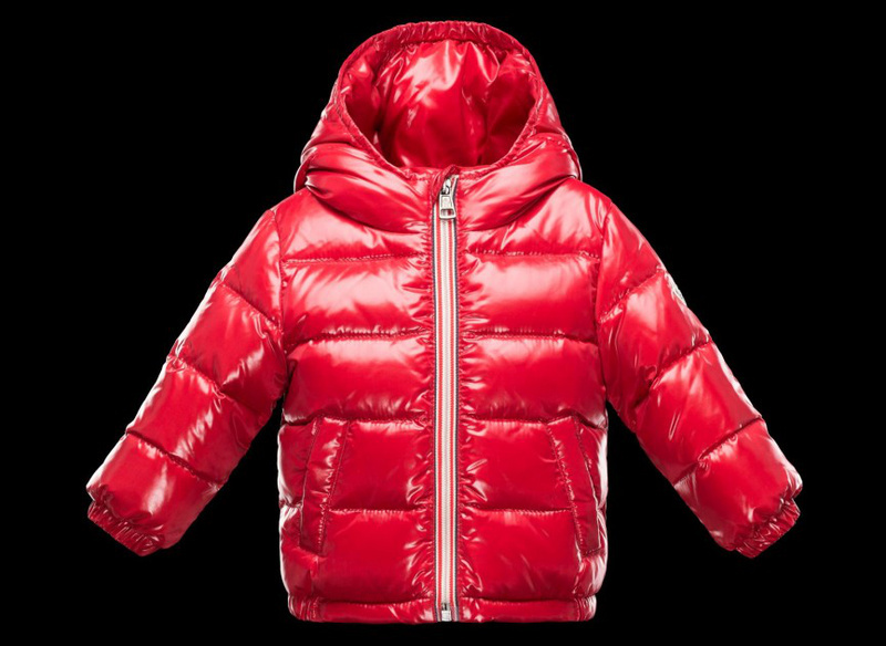 New Cheap Moncler Kids Coats Red Sale NA1081