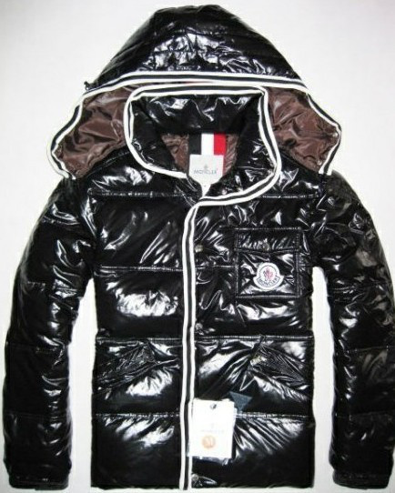 Cheap Moncler Kids Down Jackets Black MC1402 Sale