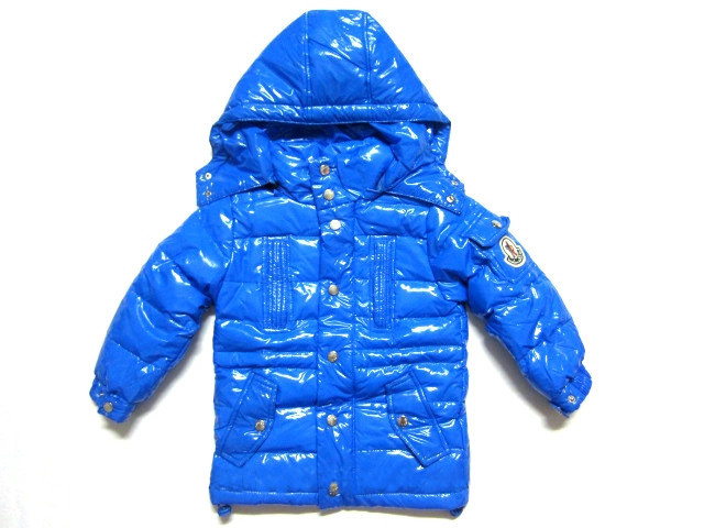 Cheap Moncler Kids Down Jackets Sky MC1404 Sale