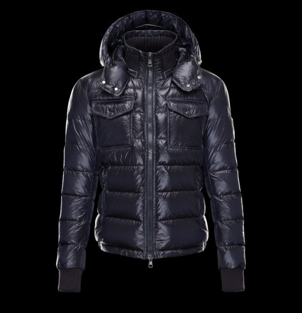 New Cheap Moncler Men Jackets Blue Sale NA1023