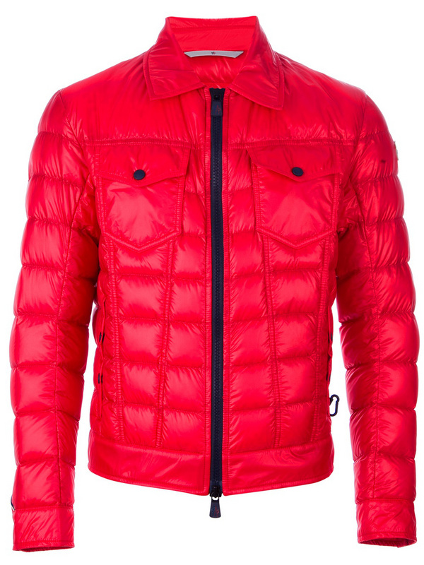 New Cheap Moncler Men Jackets Red Sale NA1037