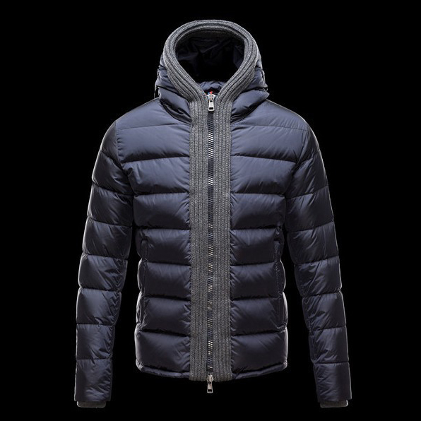 Cheap Moncler Down Jackets For Men Blue MC1316 Sale