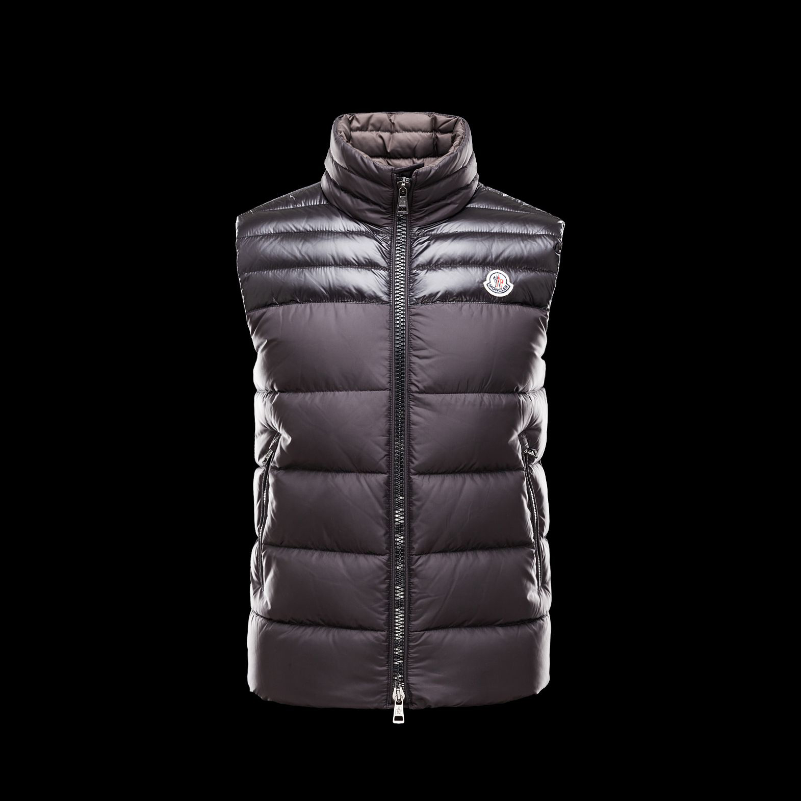 Cheap Moncler Down Vest Men Claret MC1311 Sale