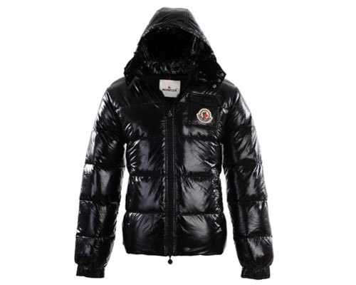 Cheap Moncler Jackets For Men Black MC1115 Sale