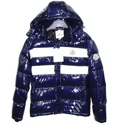 Cheap Moncler Jackets For Men Blue MC1137 Sale