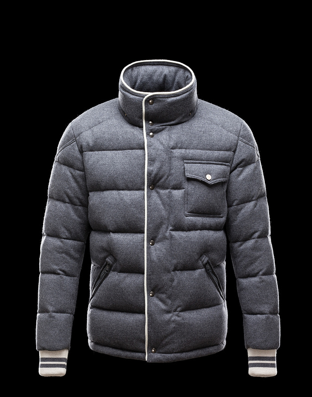 Cheap Moncler Jackets For Men Grey MC1030 Sale