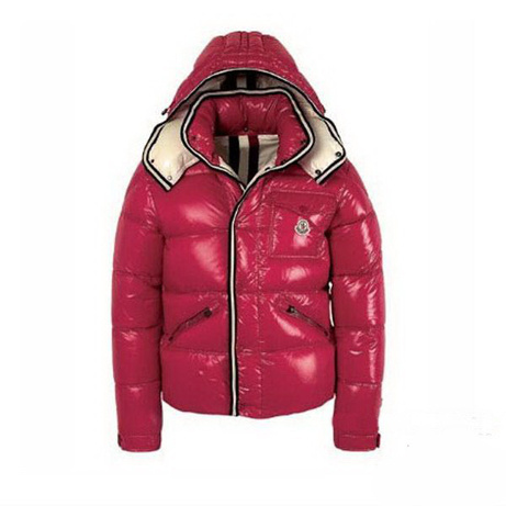 Cheap Moncler Jackets For Men Red MC1120 Sale
