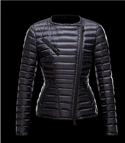 New Cheap Moncler Women Coats Dark Brown Sale NA1039
