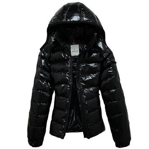 Cheap Moncler Jackets For Women Black MC1284 Sale