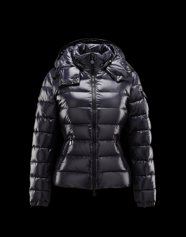 Cheap Moncler Jackets For Women Blue With Mock Collar MC1059 Sale
