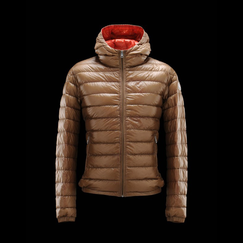 Cheap Moncler Jackets For Women Khaki MC1354 Sale