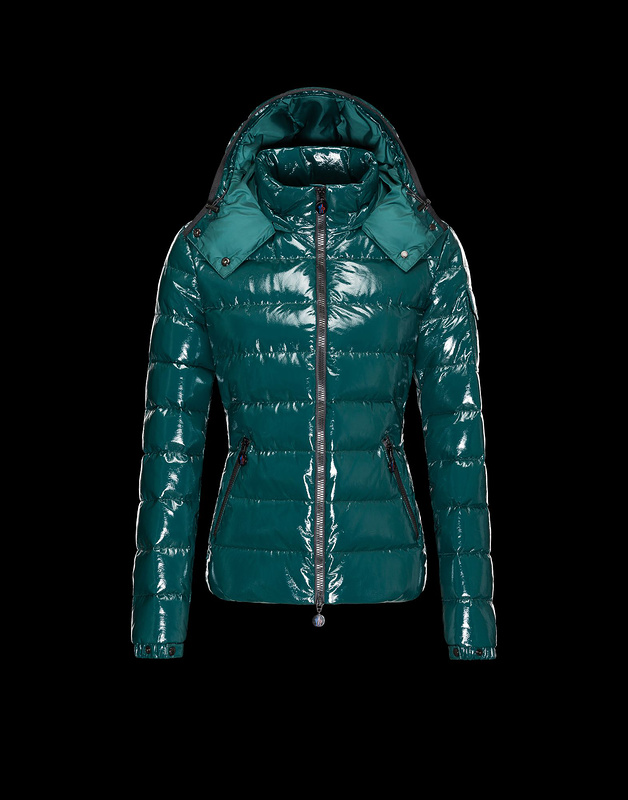 Cheap Moncler Long Coats For Women Dark Cyan MC1589 Sale