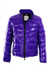 Cheap Moncler Down Jackets For Men Purple MC1372 Sale